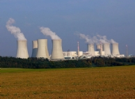Thermal Power Station in the Czech Republic