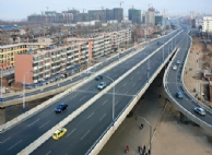 Beiyuan Avenue Viaduct Project of Jinan City